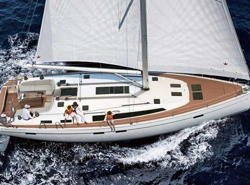 Bavaria 49 Cruiser - Catamaran Charter Greece