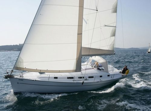 Cyclades 43,4 - Catamaran Charter Greece
