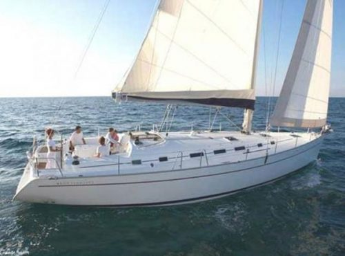 Cyclades 50,5 - Catamaran Charter Greece