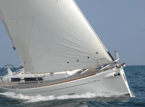 Dufour 450 - Catamaran Charter Greece