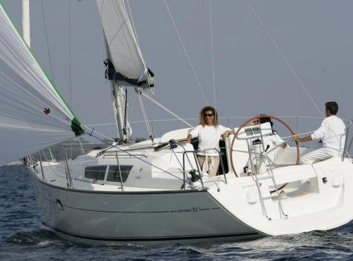 Jeanneau S.O 32 - Catamaran Charter Greece