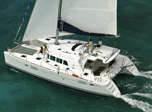Lagoon 440 - Catamaran Charter Greece