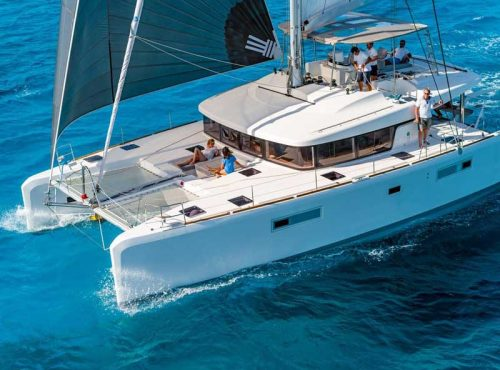 Lagoon 450 - Catamaran Charter Greece