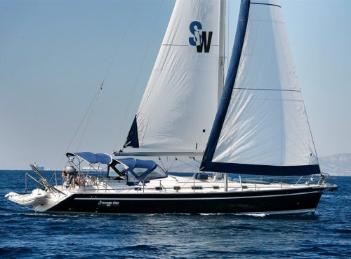 Ocean Star 51,2 - Catamaran Charter Greece