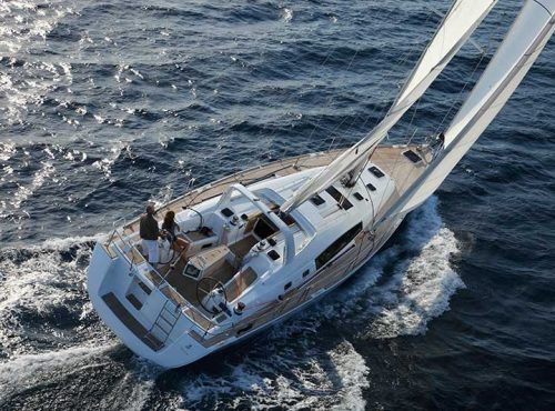 Oceanis 50 - Catamaran Charter Greece