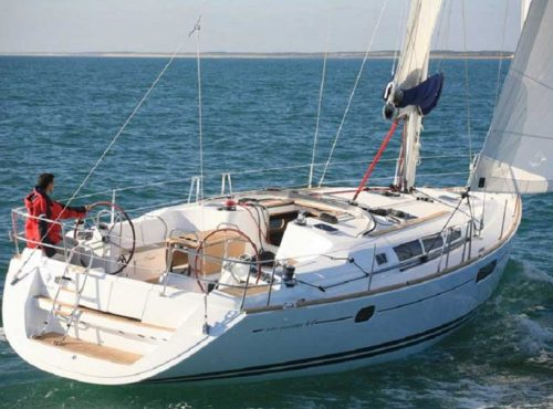 Jeanneau S.0 44i - Catamaran Charter Greece