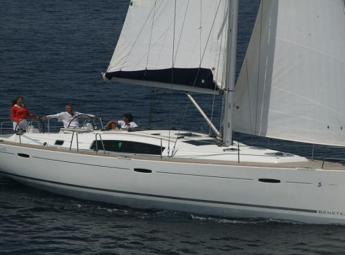 Oceanis 43 - Catamaran Charter Greece