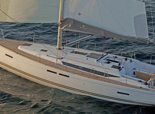 Jeanneau S.O. 439 - Catamaran Charter Greece