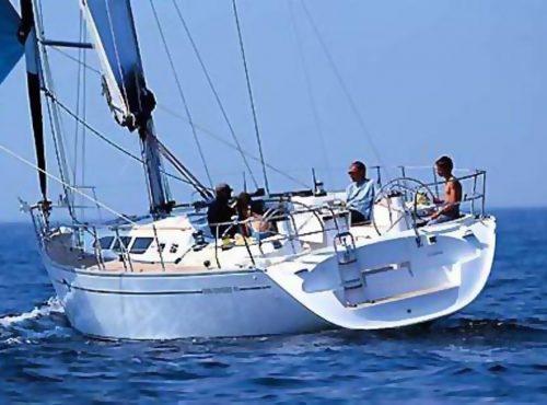 Jeanneau S.O. 43 - Catamaran Charter Greece