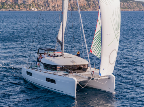 Lagoon 40 - Catamaran Charter Greece
