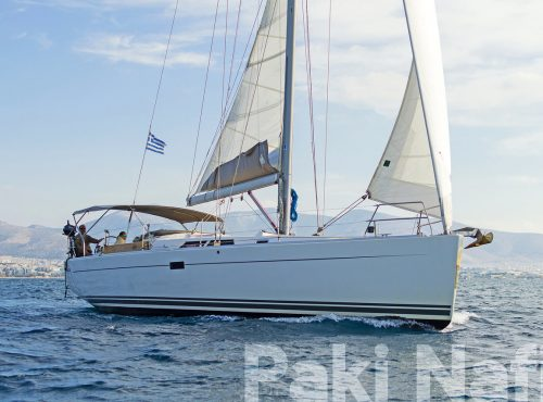 Hanse 430 - Catamaran Charter Greece