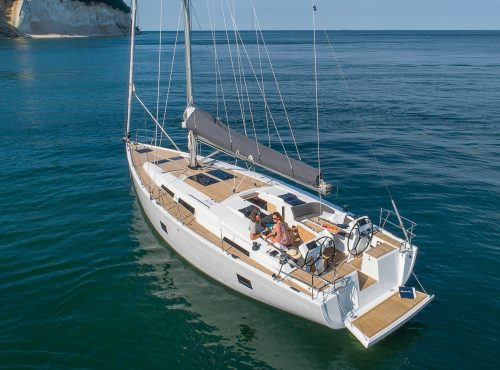 Hanse 458 - Catamaran Charter Greece