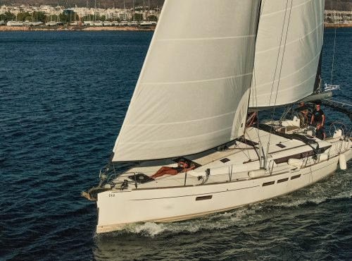 Jeanneau S.O. 509 - Catamaran Charter Greece